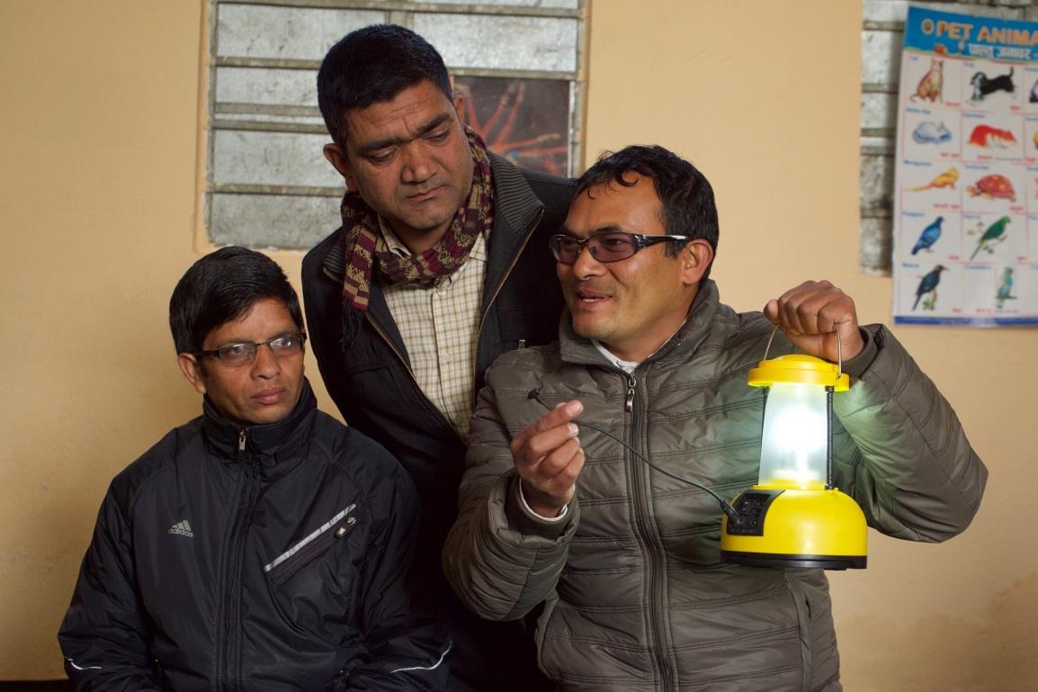 Solar lamps 3